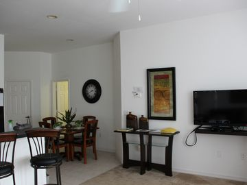 Living Room/Kitchen Area