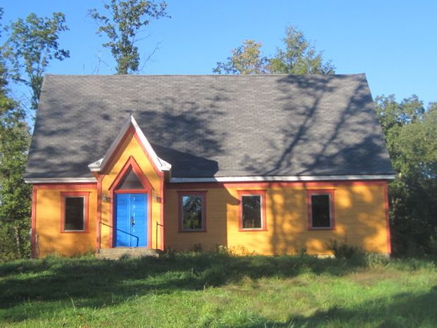 Magical Clarion County Church Renovation