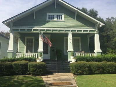 Scenic Cottage In Historic District of  Columbus- 10 min drive to Ft. Benning