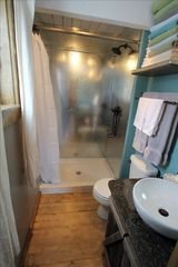 Pagosa Springs cabin photo - Bathroom w/ shower stall