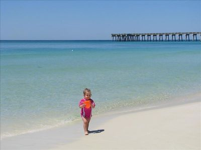 Panama City's world's most beautiful beaches & water-fun for all ages at Calypso