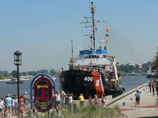 Grand Haven apartment photo - Coast Guard Festival