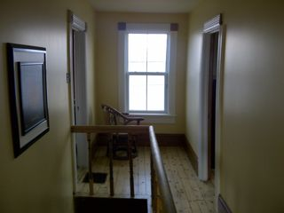 Mahone Bay house photo - Upper hall to both front bedrooms