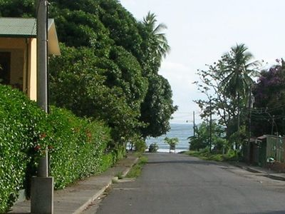 2. A Block to the Beach