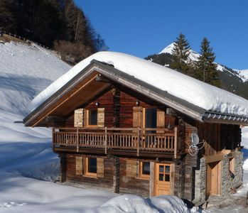 Cottage on the Giettaz comfort to the slopes of the feet