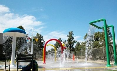 Splash Park at Eagle Crest