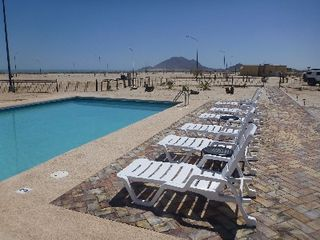 San Felipe house photo - The pool at Vista del Mar