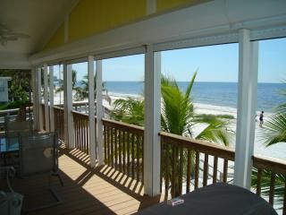 Fort Myers Beach house photo - View looking south