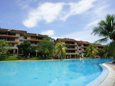 Large Luxury 3 Bedroom, 2 Storey Villa With Large Shared Pool