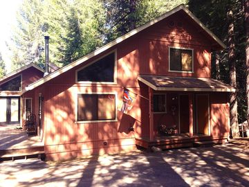 Dorrington chalet rental - An 1,850 sqft 3 bedroom, 3 bath chalet in the Sierras