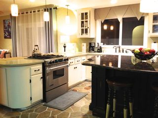 Balboa Peninsula house photo - Kitchen with high-end appliances