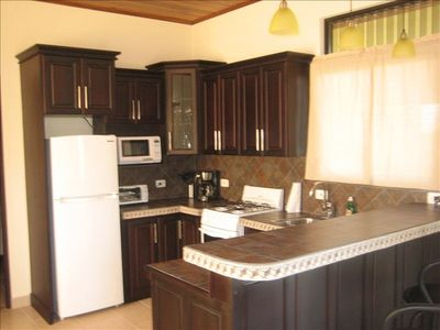Kitchen - Casita de Bell