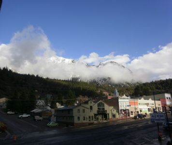 Ouray condo rental - Relax with this view