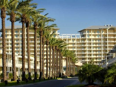 Orange Beach condo rental - View Complex and Main Street at The Wharf