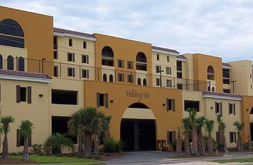 Dauphin Island condo rental - Holiday Isle entrance