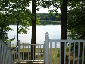 Gaylord cottage rental - Overlooking Heart Lake