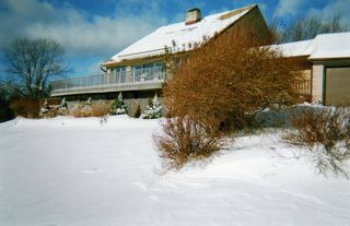 Windham house photo - We've had a lot of snow in the past few years!