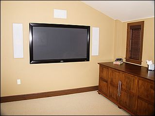 Avon house photo - Den - Large Screen TV