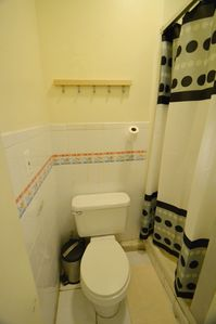 3S - 2nd bathroom (half bathroom)