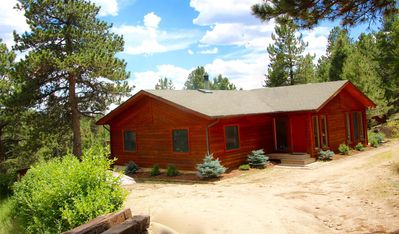 Four Bedroom Home Near Divide, CO - Summer