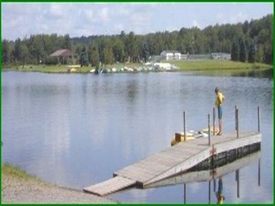 2 lakes for boating