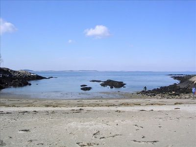 Nearby Plum Cove Beach