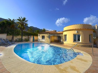 Photo for 3BR Country House / Chateau Vacation Rental in Calp, Comunidad Valenciana