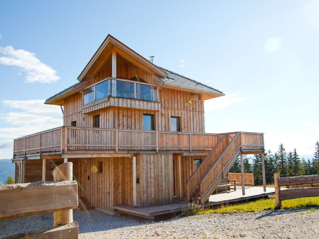 Combination Of 2 Detached Wooden Chalets Homeaway