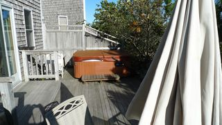 Provincetown townhome photo - Outdoor Hot tub