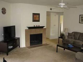 Scottsdale condo photo - Living Room view with TV