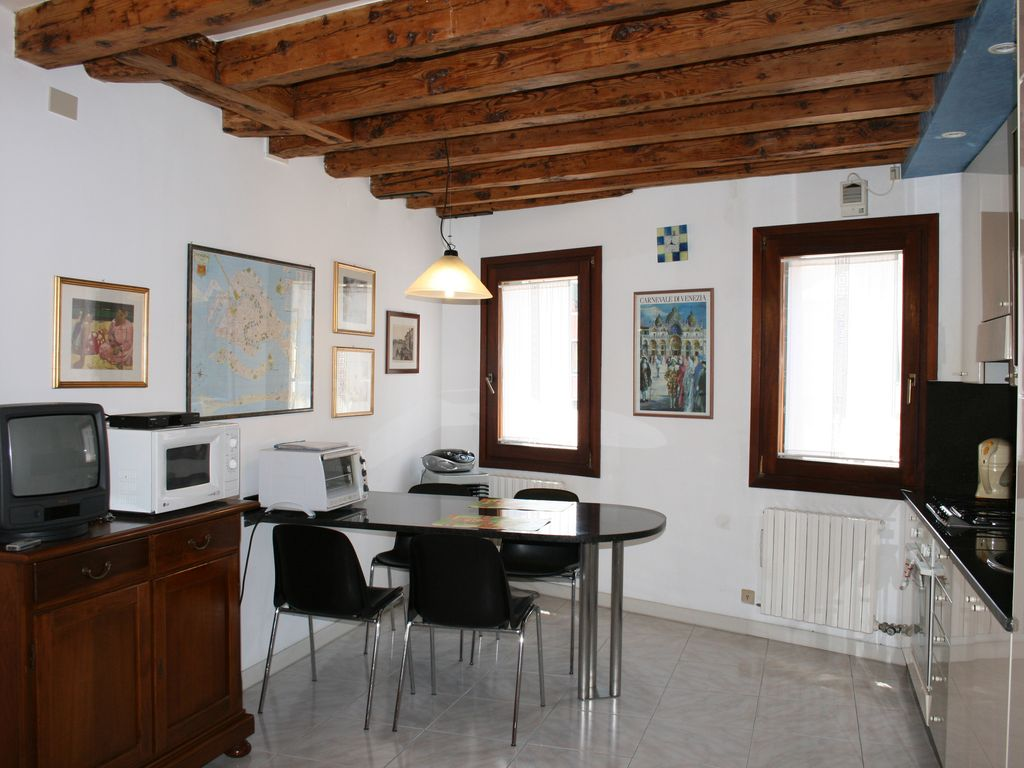 Apartment In Venice Italy Homeaway Castello