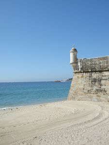 Sesimbra Fortress and Beach