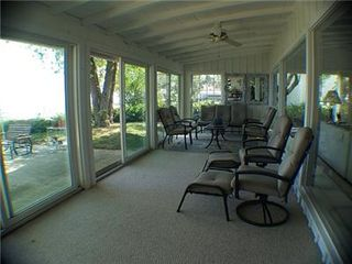 New Buffalo house photo - Screened Porch with Views of Lake