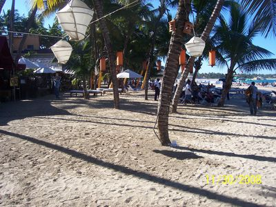 Dozens of great restaurants to enjoy on the beach in Cabarete