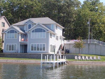 Lovely Lakefront Family Getaway On Jimmerson Lake (Lake James)