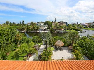 Anna Maria house photo - Very Private Resort Style Backyard on Deep Water Canal - Anna Maria Island