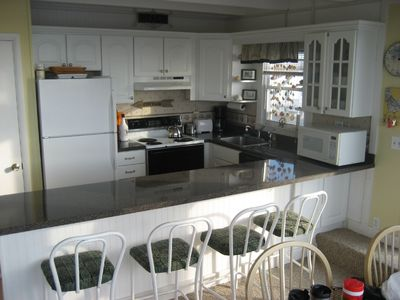 Kitchen - Fully equipped and new appliances