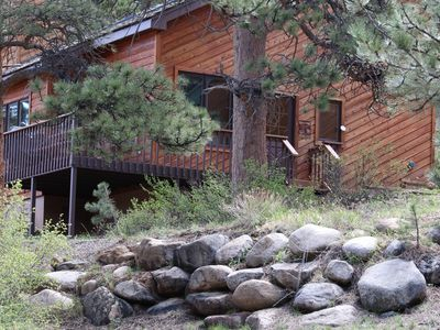Comfy Home with great location (walk to the Big Thompson River-YMCA-RMNP)