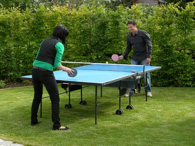 Table tennis
