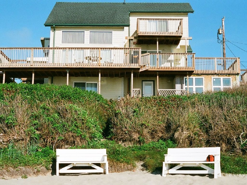 Shearwater Beach Front Vacation Rental Homeaway Depoe Bay