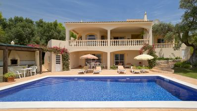 Luxurious Secluded Villa With Heated Pool And Gardens