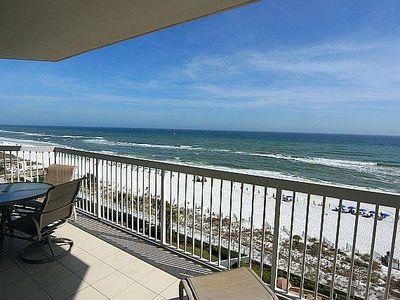1 Silver Beach Towers East 705 - Balcony View