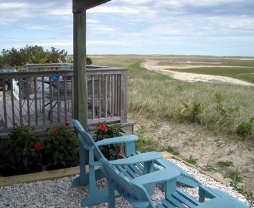 Chatham condo rental - Path to the Cape Cod National Seashore
