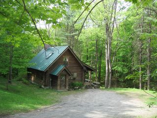Woodstock cabin photo - Outside