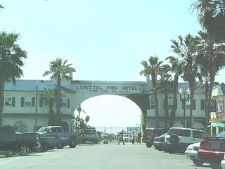 Pacific Beach condo photo - Famous Crystal Pier