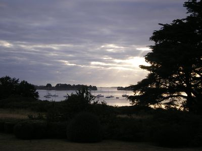 Beautiful home on the Gulf of Morbihan South Brittany