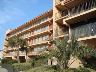 Carolina Beach condo photo - Gated community with beautiful landscaping