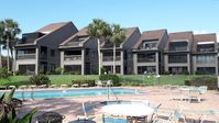 Gulf Front Condo & Pool On The Gulf!  Beautiful Vacations Start Here!