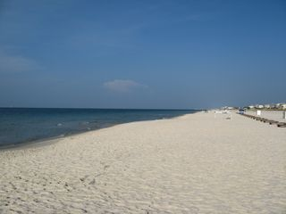 Gulf Shores condo photo - 2000+ feet of private beach