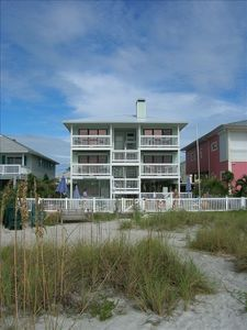 Gulf Front Condo on Indian Rocks Beach, Florida